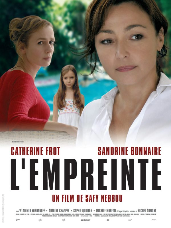 Affiche L'Empreinte | Diaphana Distribution