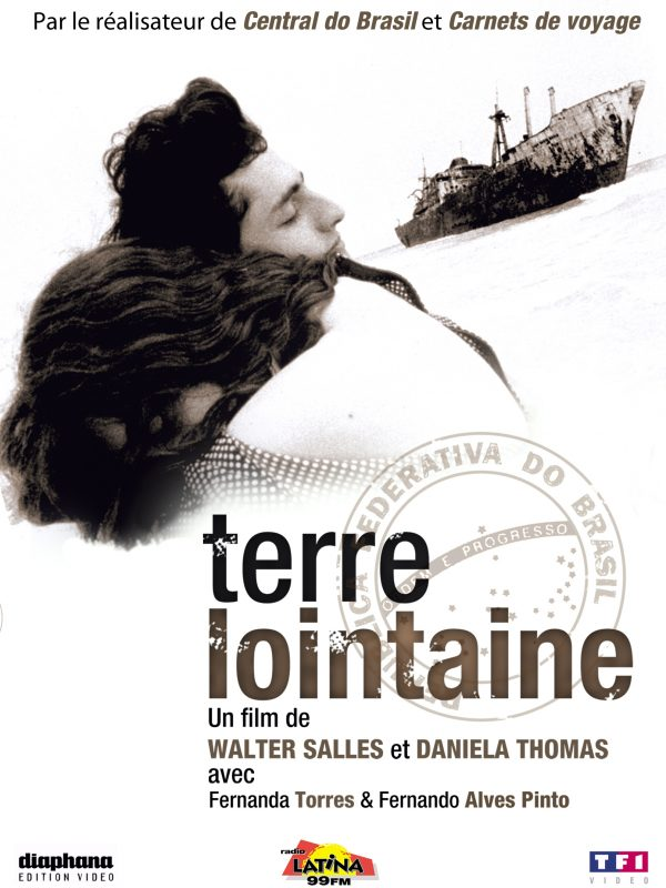 Affiche Terre lointaine | Diaphana Distribution