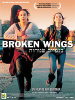 Affiche Broken Wings | Diaphana Distribution