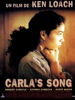 Affiche Carla's song | Diaphana Distribution