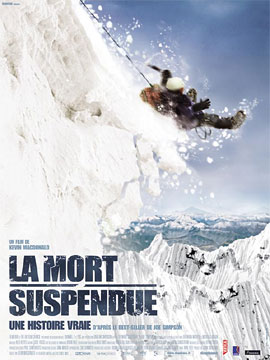 Affiche La mort suspendue | Diaphana Distribution