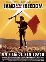 Affiche Land and Freedom | Diaphana Distribution