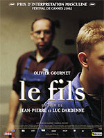 Affiche Le Fils | Diaphana Distribution