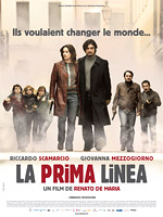 Affiche La Prima Linea | Diaphana Distribution