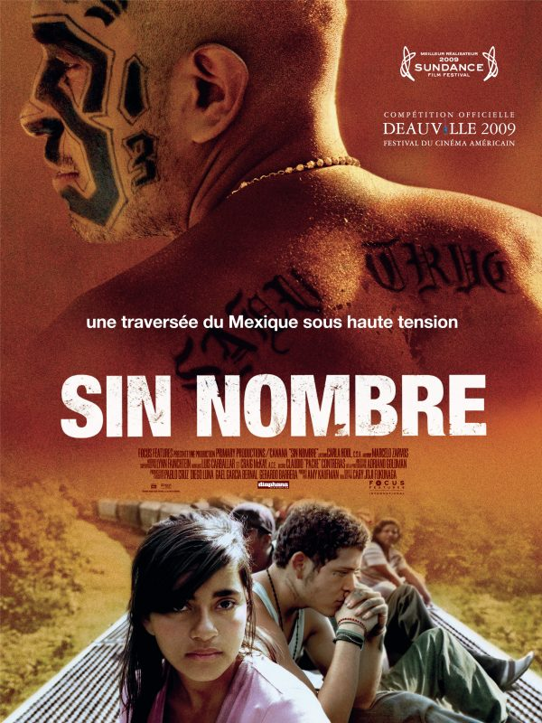 Affiche Sin nombre | Diaphana Distribution