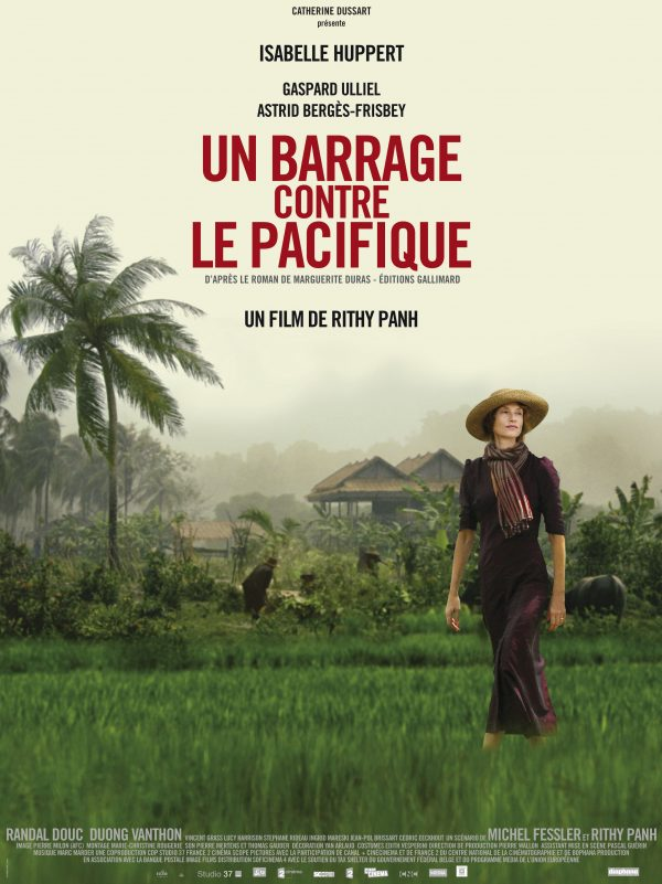 Affiche Un barrage contre le Pacifique | Diaphana Distribution