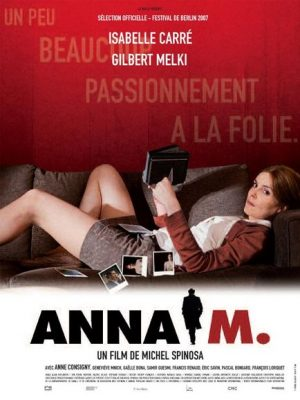 Affiche Anna M. | Diaphana Distribution