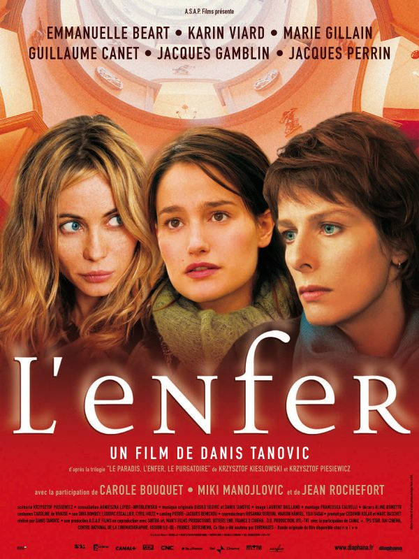 Affiche L'Enfer | Diaphana Distribution