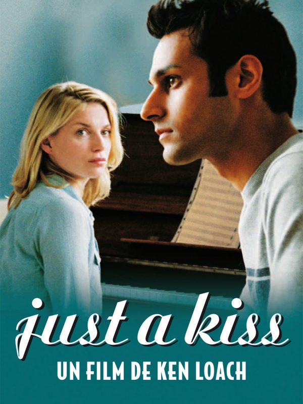 Affiche Just a Kiss | Diaphana Distribution