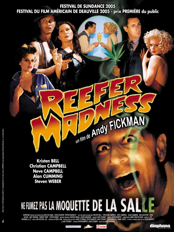 Affiche Reefer Madness | Diaphana Distribution