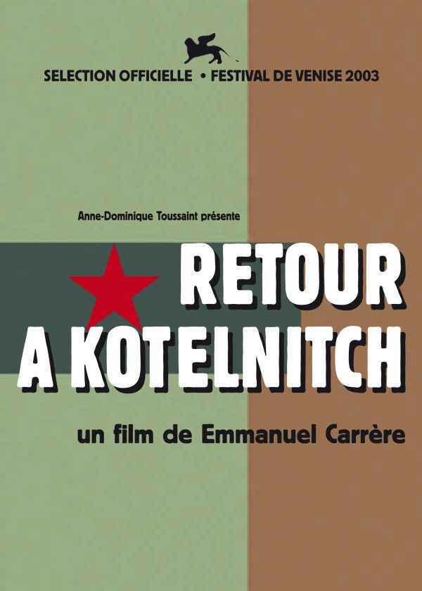 Affiche Retour à Kotelnitch | Diaphana Distribution