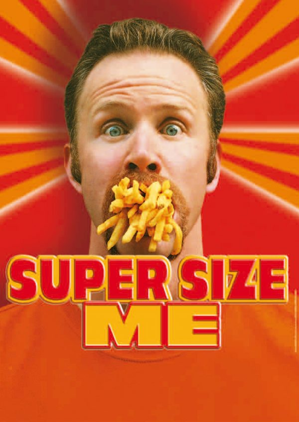 Affiche Super Size Me | Diaphana Distribution