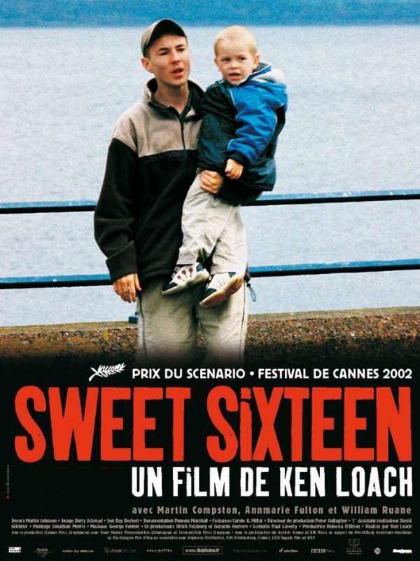 Affiche Sweet Sixteen | Diaphana Distribution