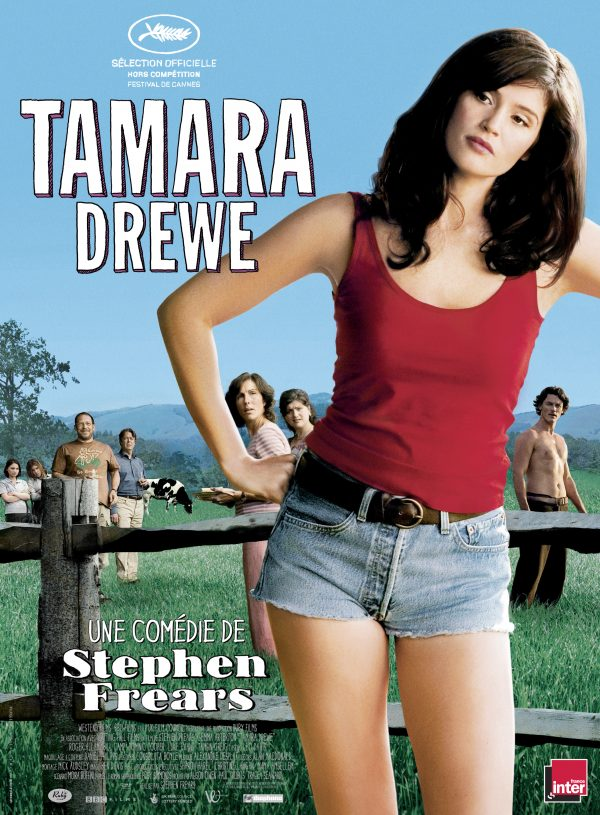 Affiche Tamara Drewe | Diaphana Distribution