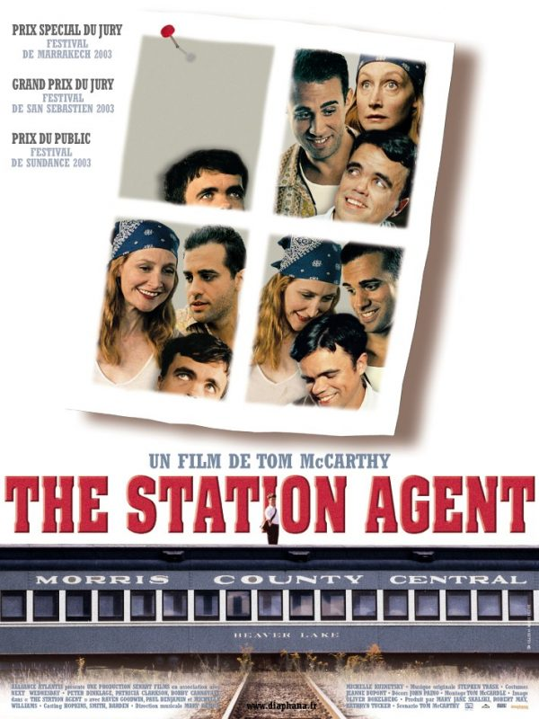 Affiche The Station Agent | Diaphana Distribution