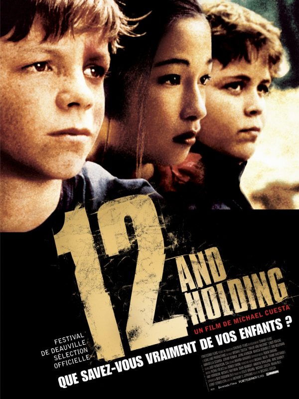 Affiche Twelve and Holding | Diaphana Distribution