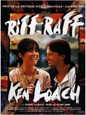 Affiche Riff Raff | Diaphana Distribution