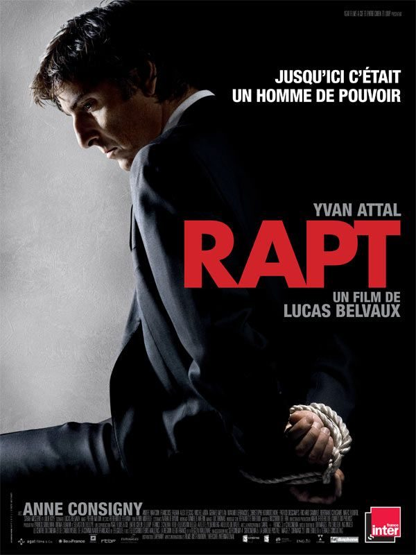 Affiche Rapt | Diaphana Distribution