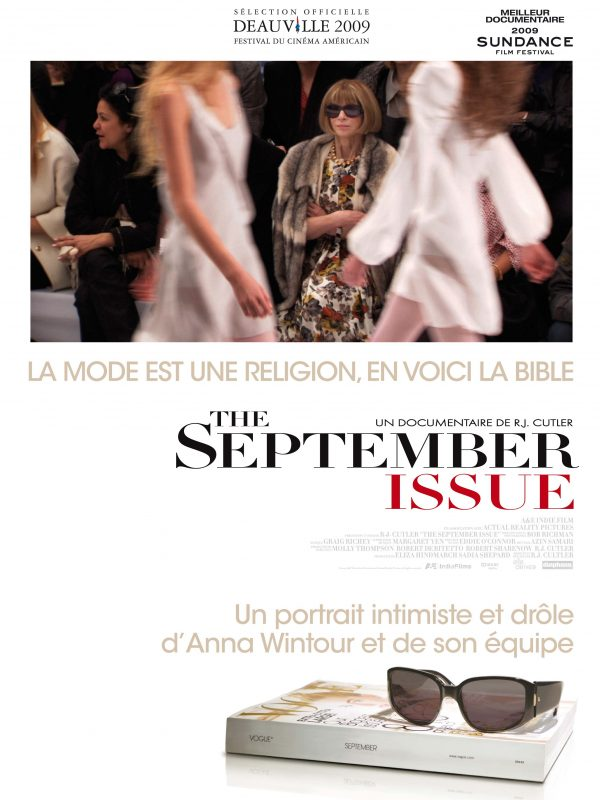 Affiche The September Issue | Diaphana Distribution