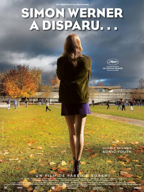 Affiche Simon Werner a disparu… | Diaphana Distribution