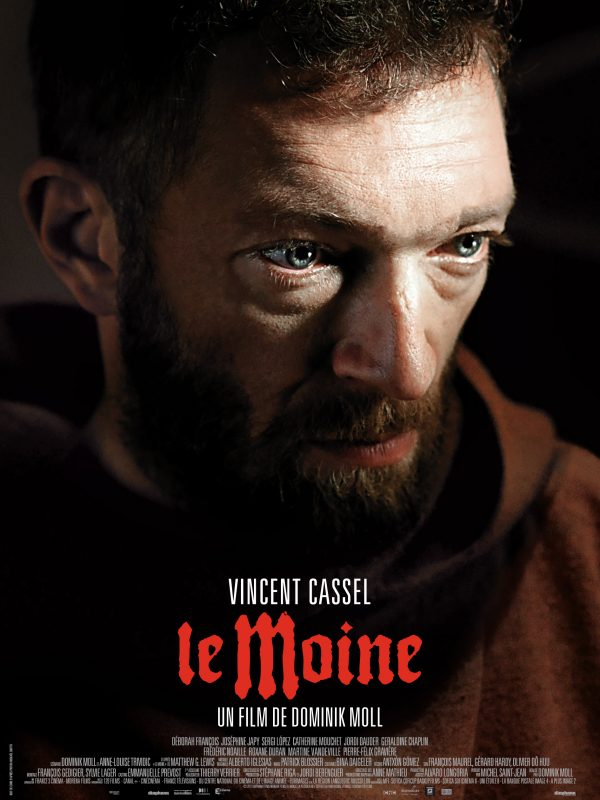 Affiche Le Moine | Diaphana Distribution