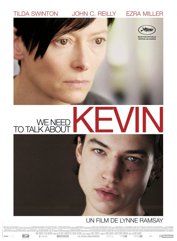 Affiche We need to talk about Kevin | Diaphana Distribution