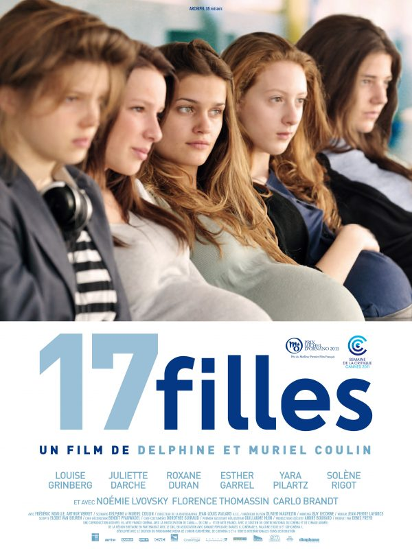 Affiche 17 Filles | Diaphana Distribution