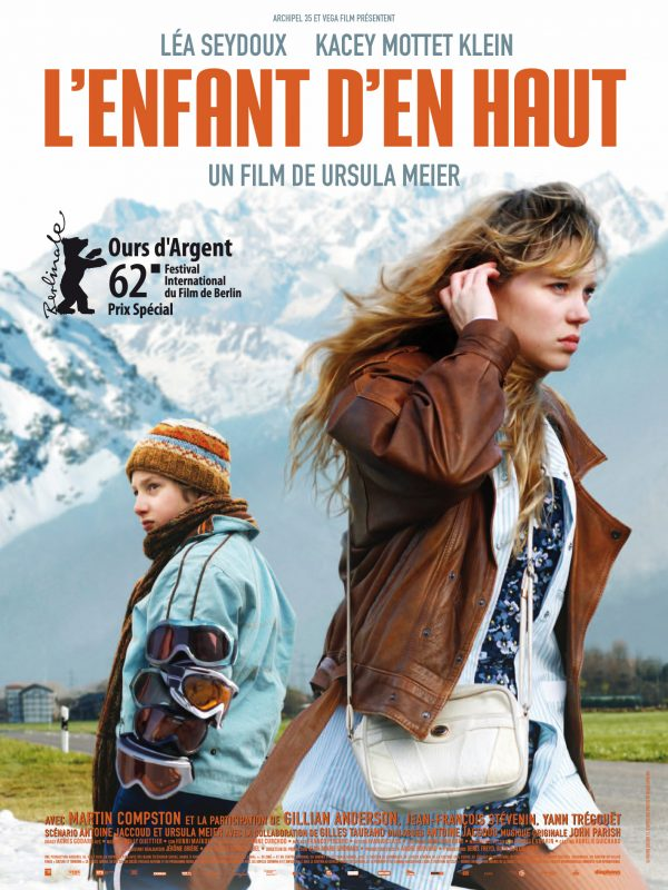 Affiche L'Enfant d'en haut | Diaphana Distribution