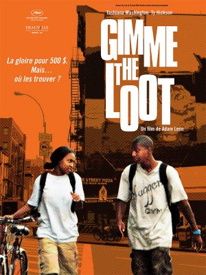 Affiche Gimme the Loot | Diaphana Distribution