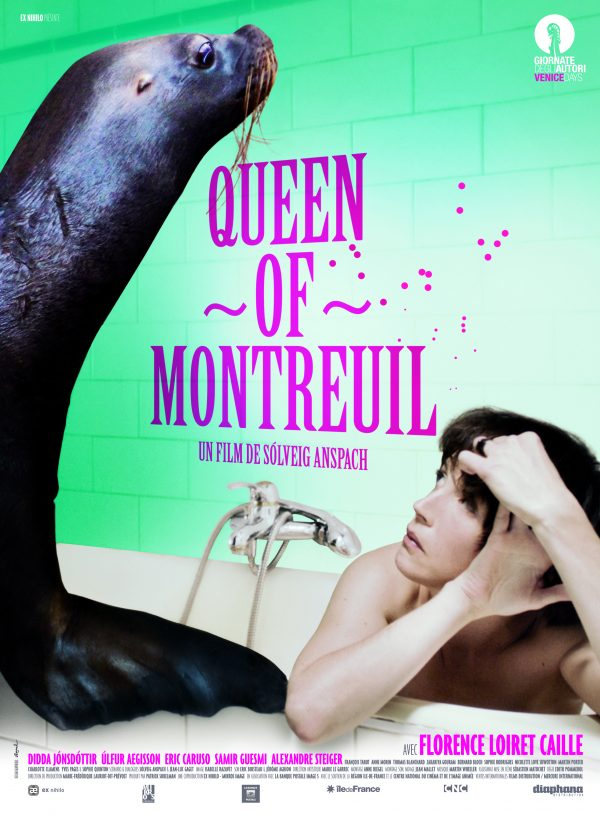 Affiche Queen of Montreuil | Diaphana Distribution