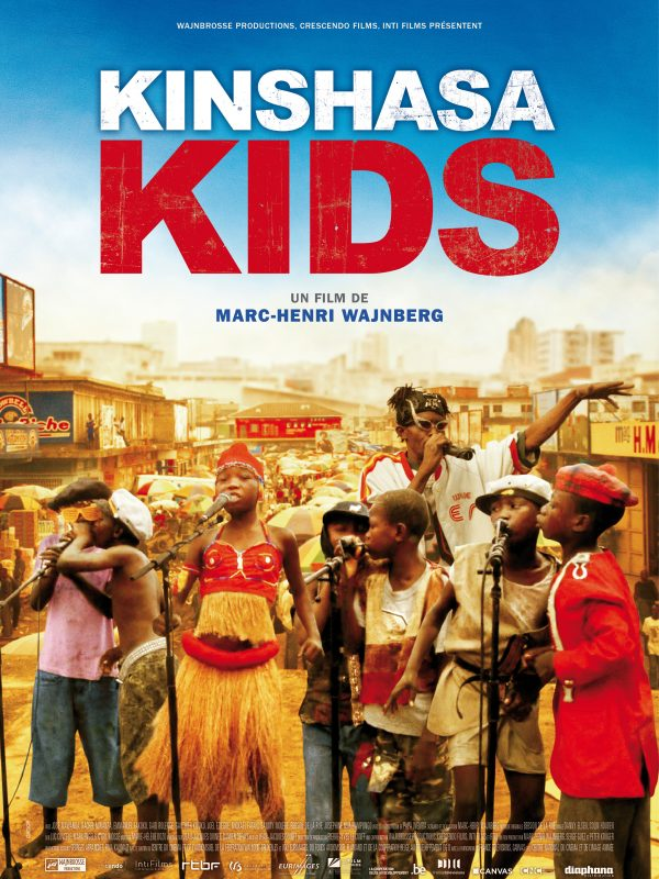 Affiche Kinshasa Kids | Diaphana Distribution