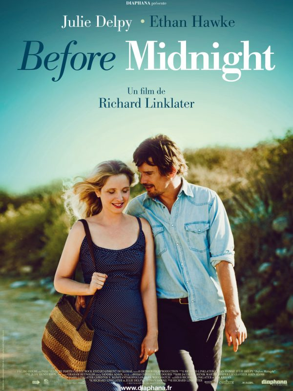 Affiche Before Midnight | Diaphana Distribution