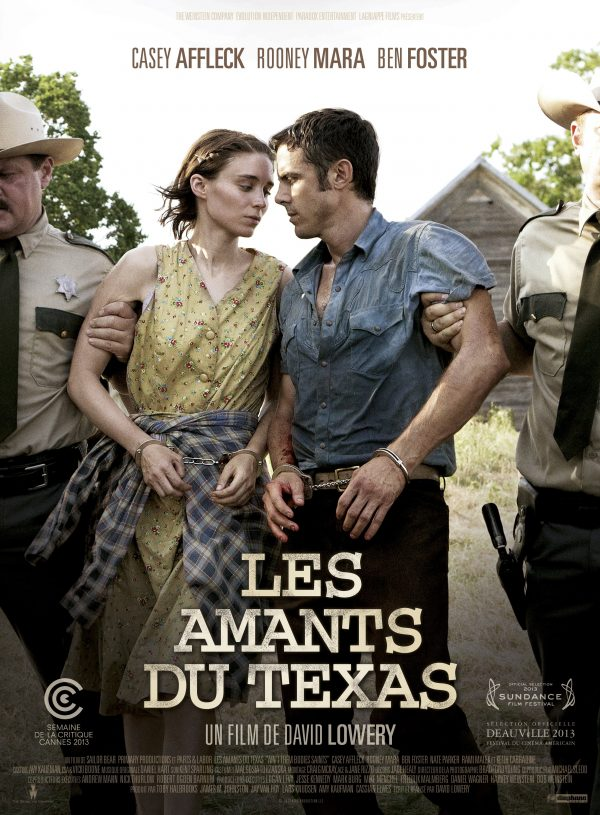 Affiche Les Amants du Texas | Diaphana Distribution