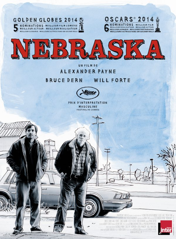 Affiche Nebraska | Diaphana Distribution