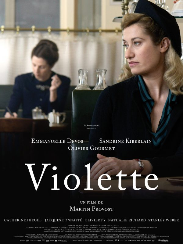 Affiche Violette | Diaphana Distribution