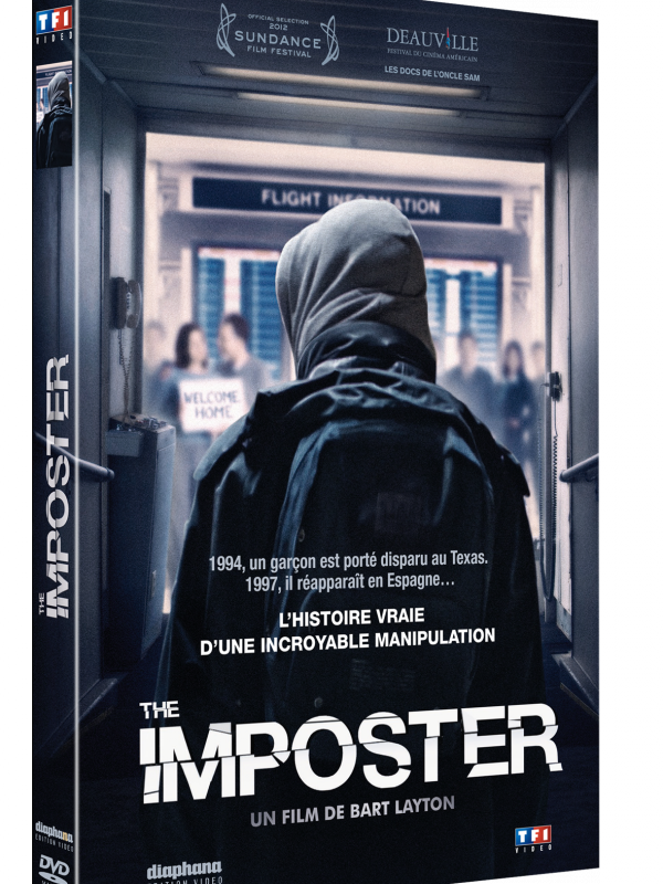 Affiche The Imposter | Diaphana Distribution