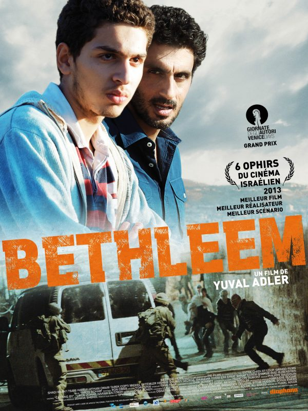 Affiche Bethleem | Diaphana Distribution