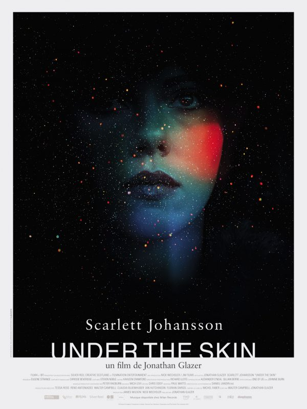 Affiche Under the skin | Diaphana Distribution
