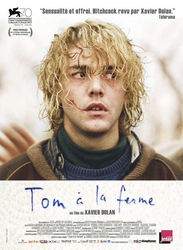 Affiche Tom à la ferme | Diaphana Distribution