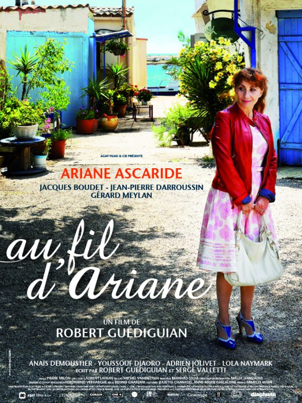 Affiche Au fil d'Ariane | Diaphana Distribution
