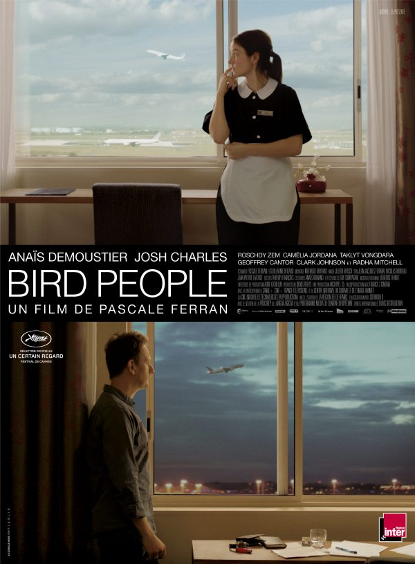 Affiche Bird People | Diaphana Distribution