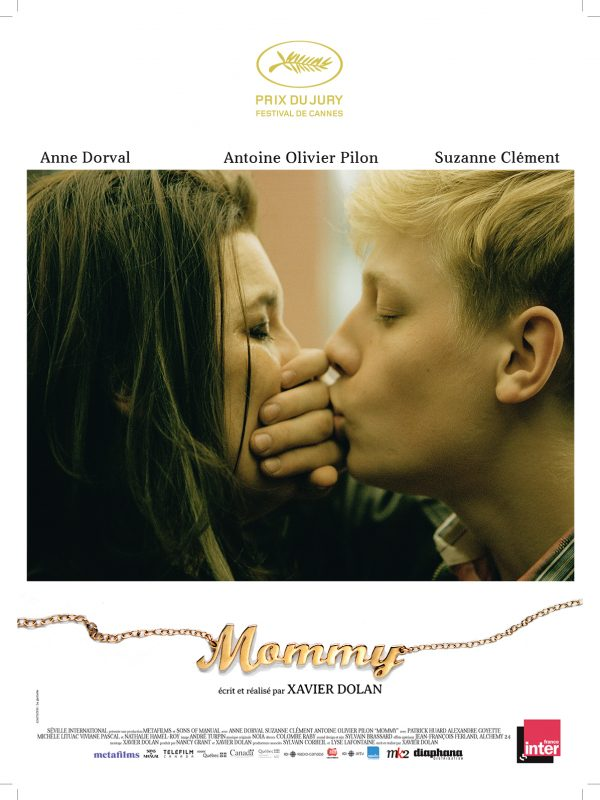 Affiche Mommy | Diaphana Distribution