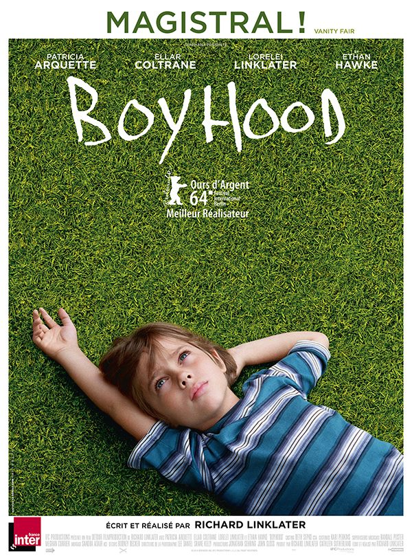 Affiche Boyhood | Diaphana Distribution
