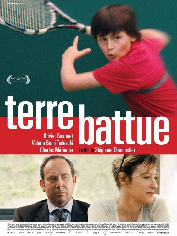 Affiche Terre battue | Diaphana Distribution