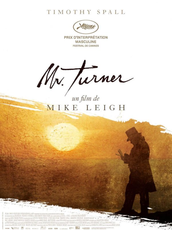 Affiche Mr. Turner | Diaphana Distribution