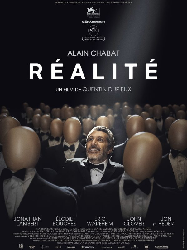Affiche Realite | Diaphana Distribution