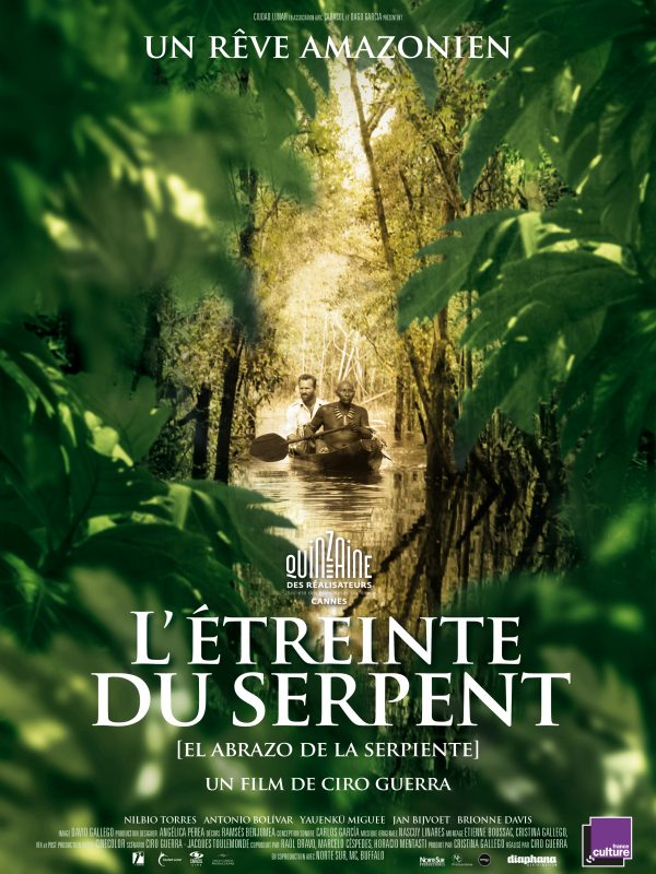 Affiche L'Etreinte du serpent | Diaphana Distribution