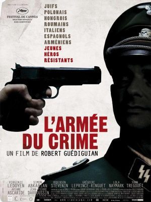 Affiche L'Armee du crime | Diaphana Distribution