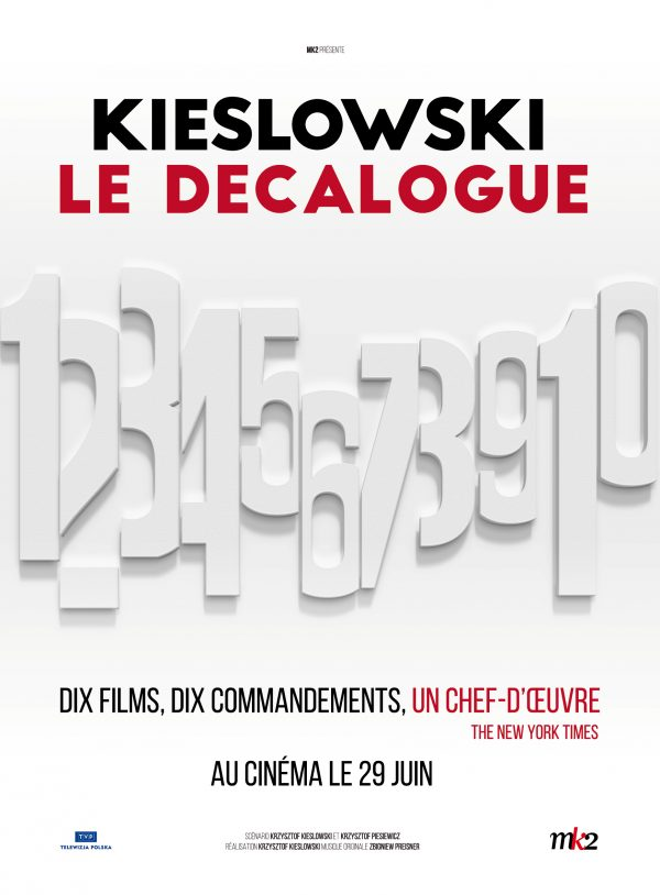 Affiche Le décalogue | Diaphana Distribution
