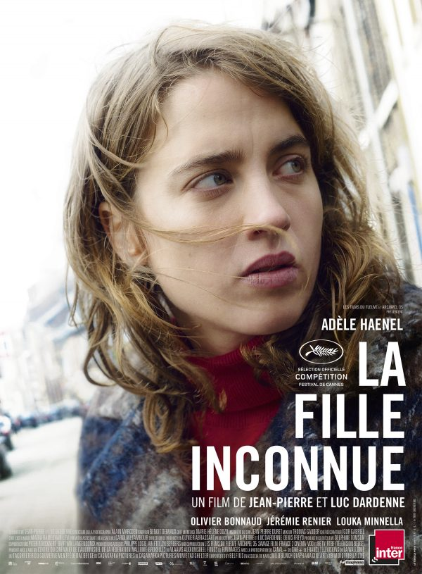 Affiche La Fille inconnue | Diaphana Distribution